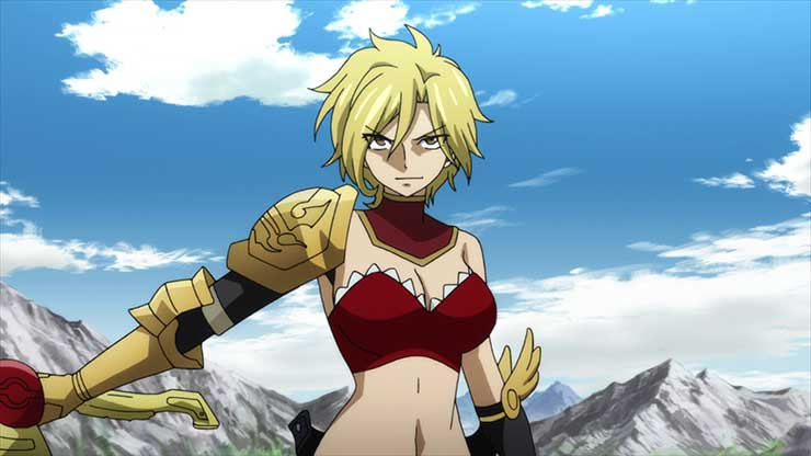 12 Anggota Spriggan Terkuat di Anime Fairy Tail 10