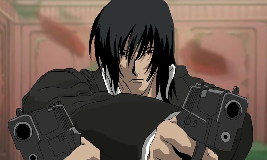 5 Karakter Pengguna Pistol Terbaik dalam Anime 4