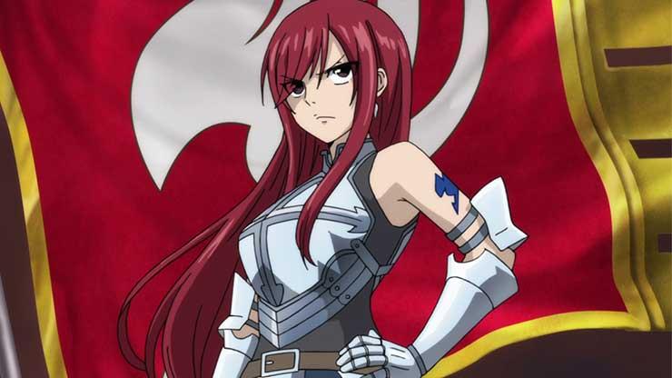 6 Master Guild Fairy Tail Terkuat, Siapa Saja? 5