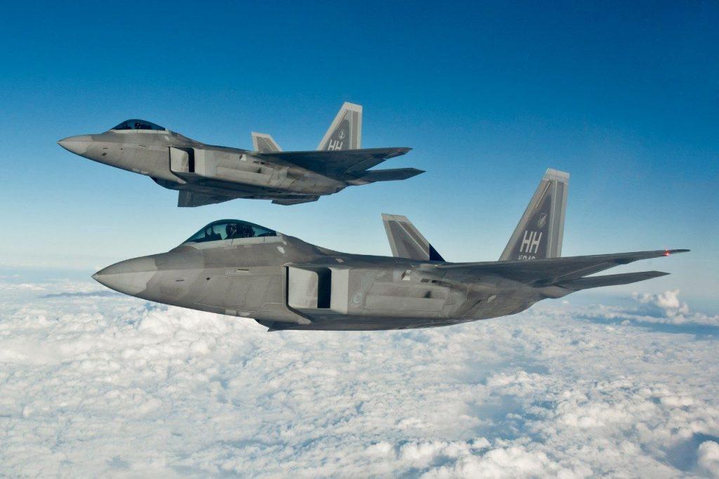 3 Pesawat Tempur Amerika yang Super Canggih 4