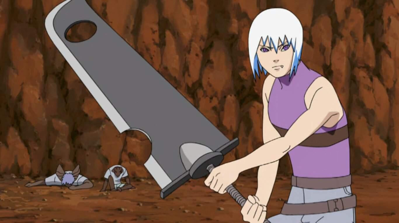 10 Pengguna Kenjutsu Terkuat di Anime Naruto 3