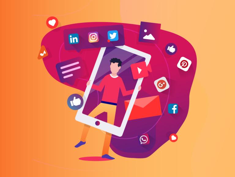 Perbedaan Karakter 5 Pengguna Platform Media Sosial 1