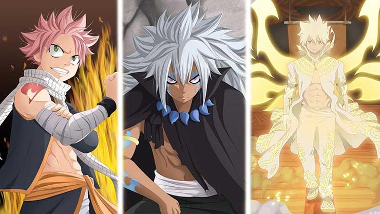 5 Pertarungan Impian yang Diharapkan Terjadi di Fairy Tail 7