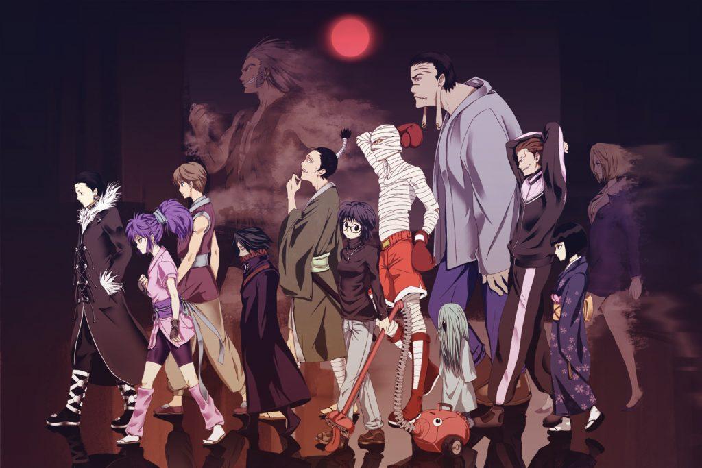 5 Organisasi Penjahat Terkuat yang Pernah Ada dalam Anime 3