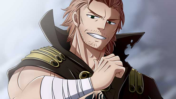 6 Master Guild Fairy Tail Terkuat, Siapa Saja? 7