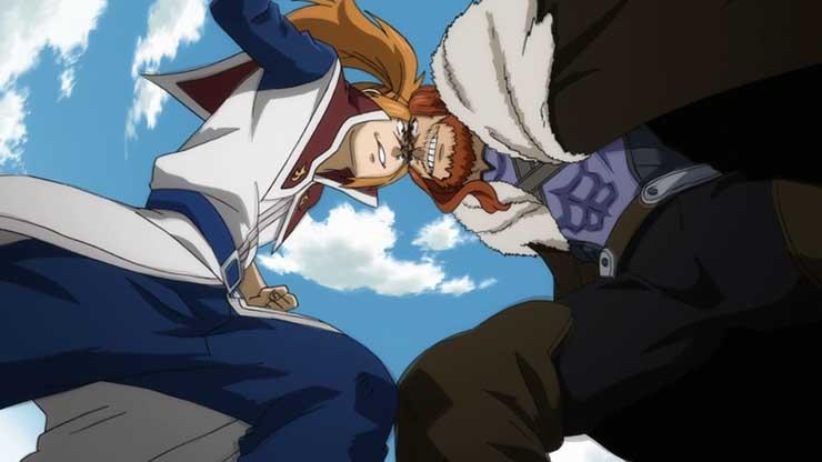 5 Pertarungan Impian yang Diharapkan Terjadi di Fairy Tail 3