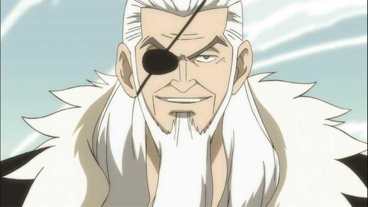 6 Master Guild Fairy Tail Terkuat, Siapa Saja? 6