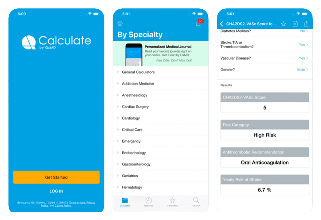 5 Aplikasi Penting untuk Mahasiswa Kedokteran 6