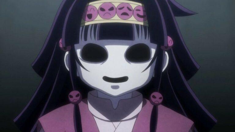 5 Karakter Wanita Terkuat dalam Anime Hunter x Hunter 1
