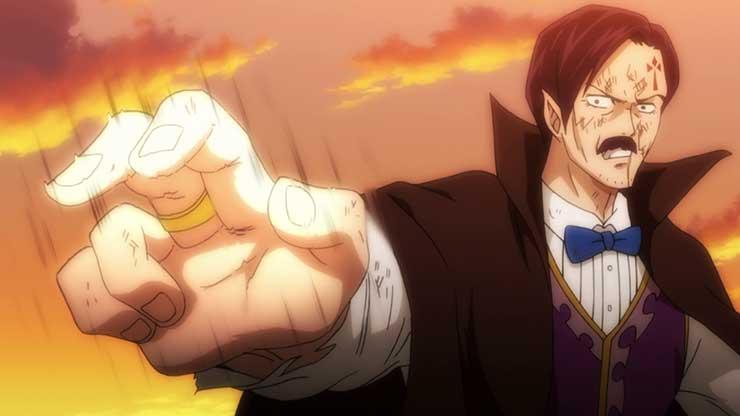 8 Penyihir Suci Terkuat di Anime Fairy Tail 8