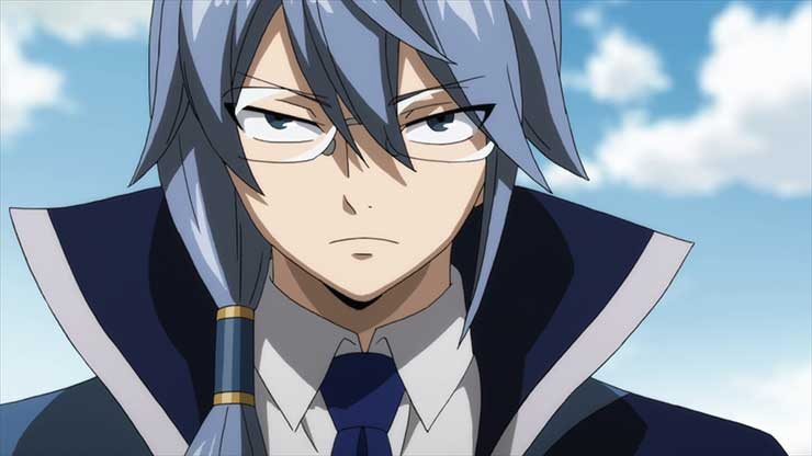 12 Anggota Spriggan Terkuat di Anime Fairy Tail 9