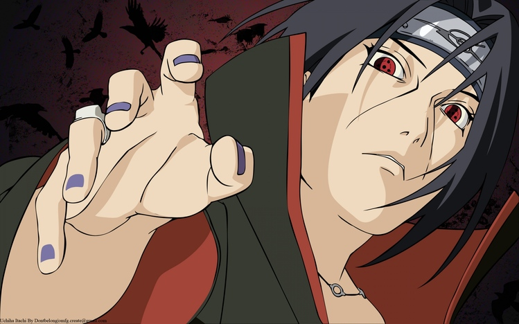 10 Anggota Klan Uchiha Terkuat di Anime Naruto 9