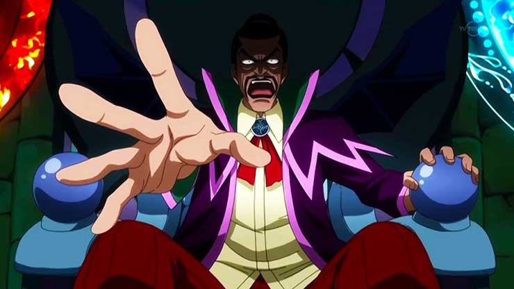 8 Penyihir Suci Terkuat di Anime Fairy Tail 3