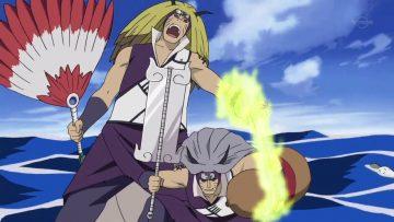 5 Shinobi Terkuat dari Desa Awan di Anime Naruto 18