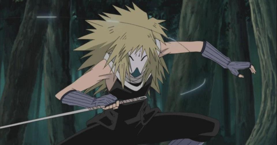 10 Pengguna Kenjutsu Terkuat di Anime Naruto 8