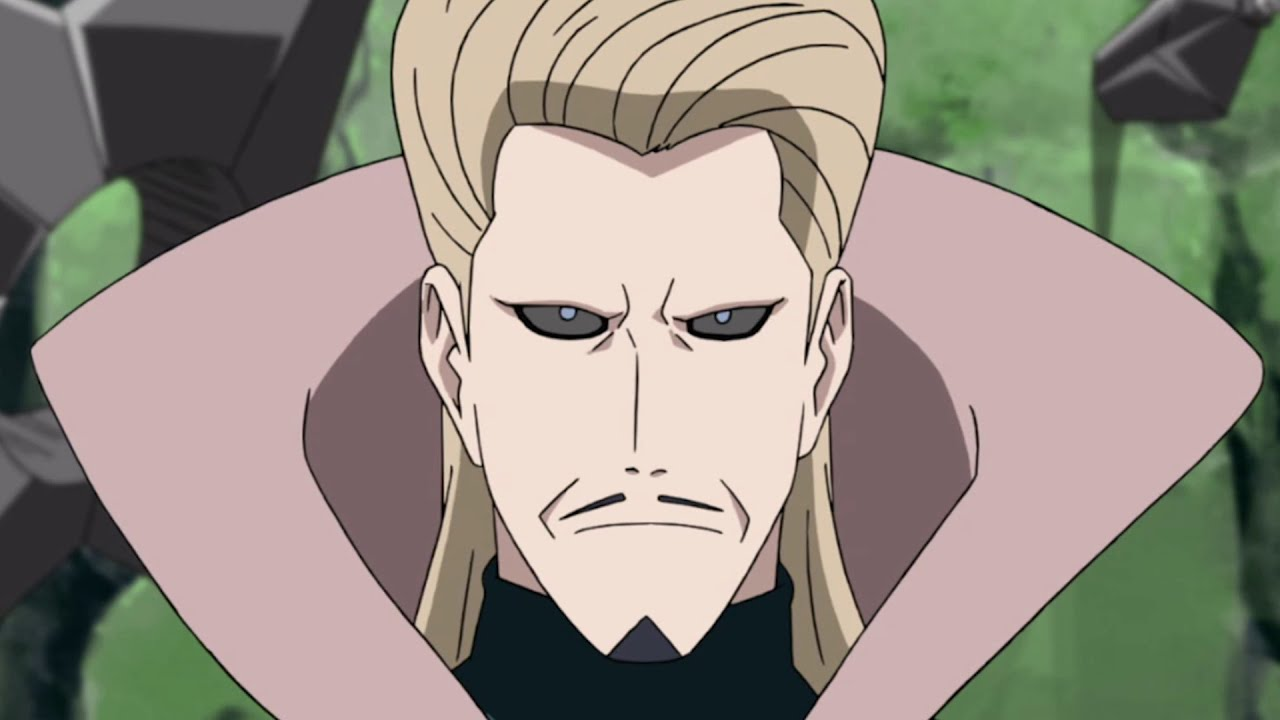 10 Shinobi Edo Tensei Terkuat di Anime Naruto 4