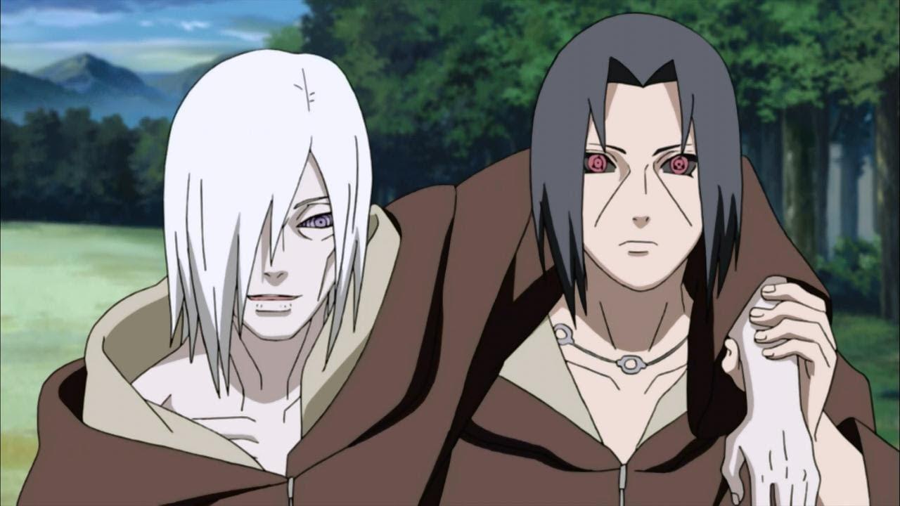 10 Duet Shinobi Terkuat di Anime Naruto 4