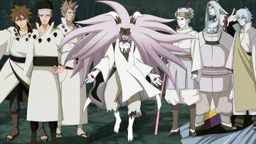 10 Anggota Otsutsuki yang Memiliki Kekuatan Luar Biasa 2