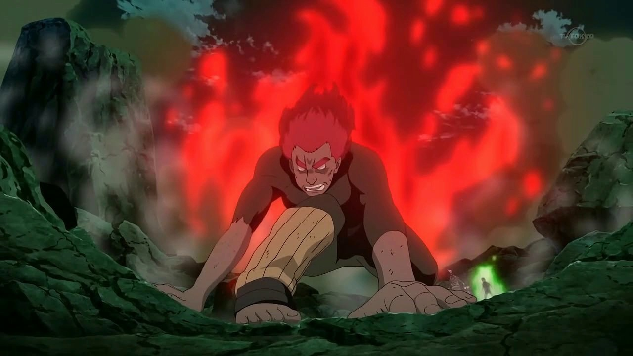 10 Shinobi Terkuat dari Desa Konoha 7