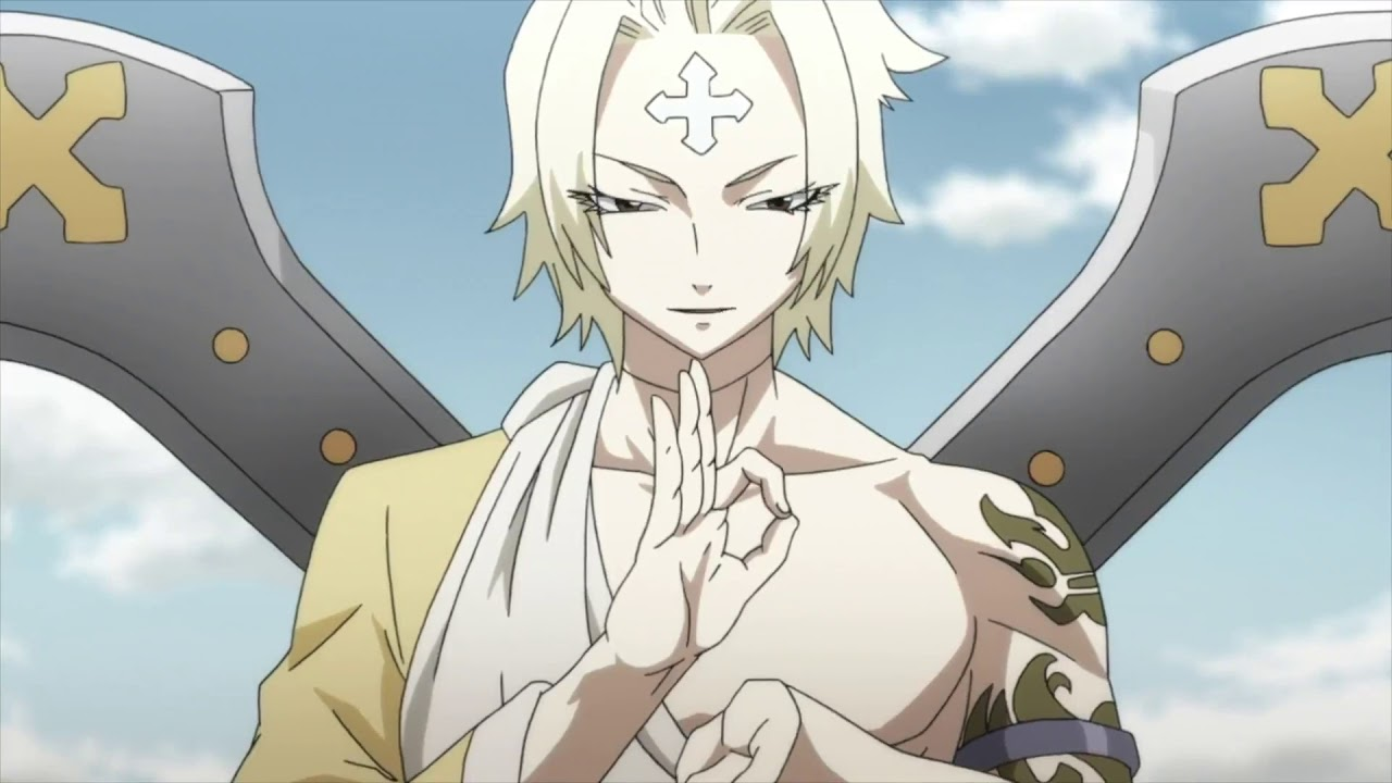 5 Iblis Terkuat di Anime Fairy Tail 6