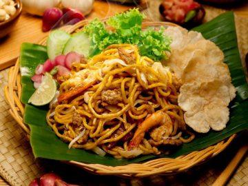 8 Hidangan Mie Tradisional Lezat yang Wajib Kamu Cicipi 8