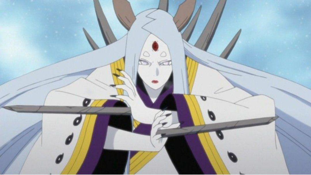 10 Karakter Shinobi Wanita Terkuat di Anime Naruto 13