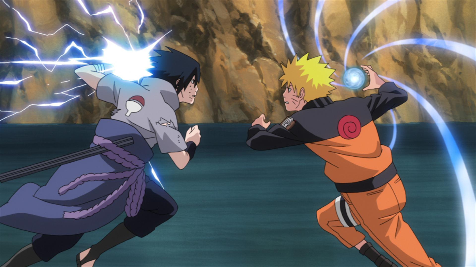 10 Pertarungan Terbaik di Anime Naruto Sepanjang Masa 11