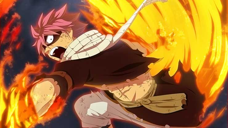 5 Iblis Terkuat di Anime Fairy Tail 7