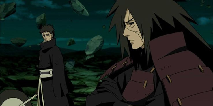 10 Duet Shinobi Terkuat di Anime Naruto 10