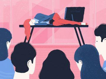5 Dampak Negatif Jika Bekerja Terlalu Berlebihan 5