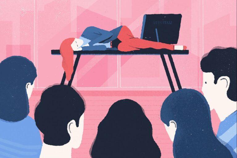 5 Dampak Negatif Jika Bekerja Terlalu Berlebihan 1