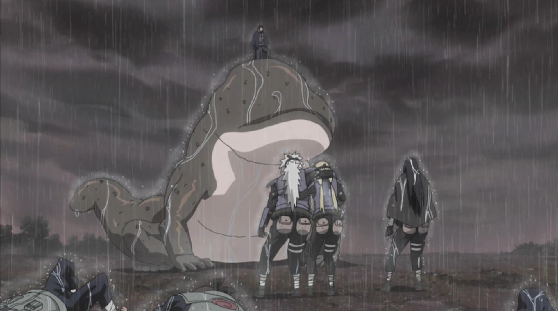 5 Pertempuran Hebat yang Tak Ditampilkan di Anime Naruto 4