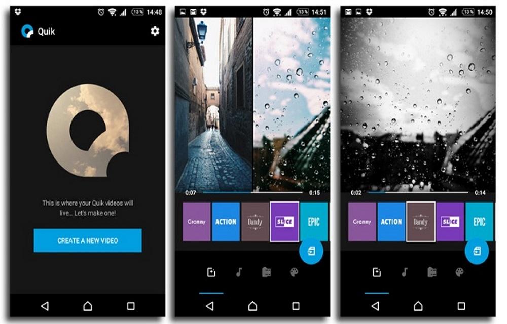 10 Aplikasi Editing Video Terbaik untuk Android 9