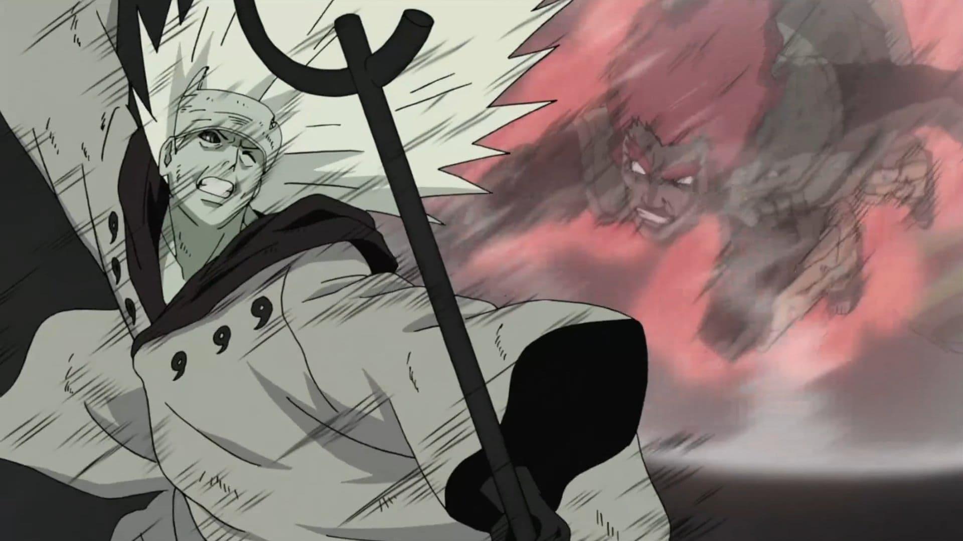 10 Pertarungan Terbaik di Anime Naruto Sepanjang Masa 5