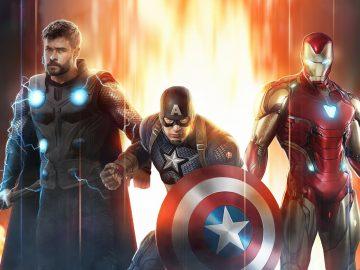 5 Karakter yang Paling Sering Muncul di Film Marvel 22