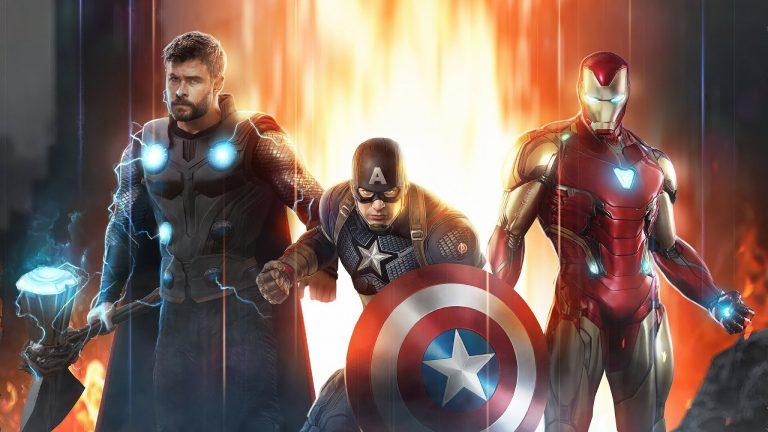 5 Karakter yang Paling Sering Muncul di Film Marvel 1