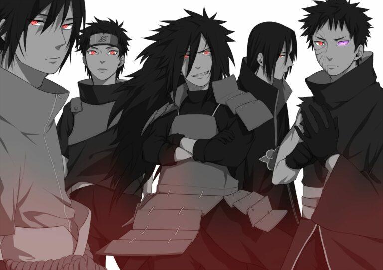 5 Anggota Klan Uchiha Terkuat Sepanjang Sejarah Dunia Shinobi 1