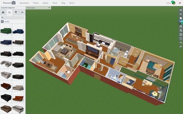 8 Aplikasi Desain Rumah Terbaik yang Patut Kamu Coba 6