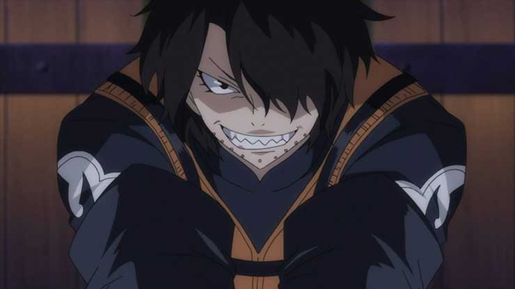 12 Anggota Spriggan Terkuat di Anime Fairy Tail 8