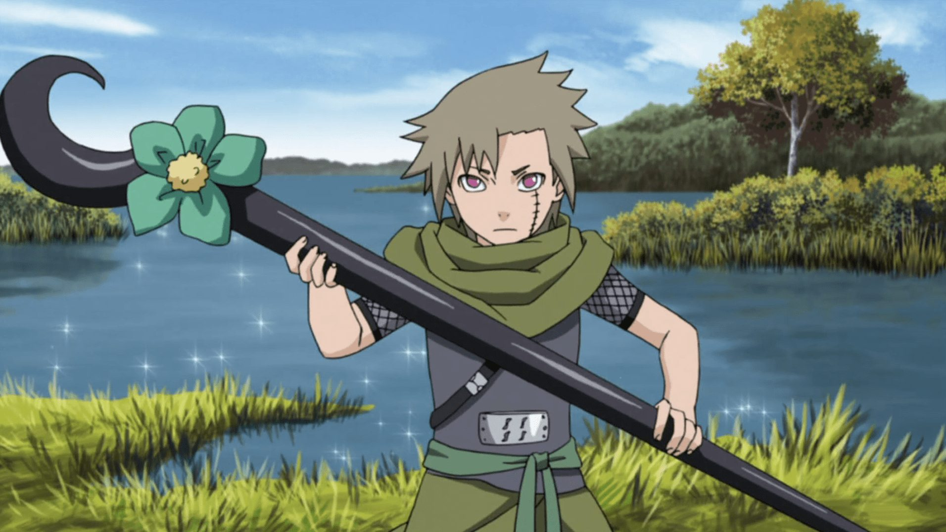 5 Shinobi Terkuat dari Desa Kirigakure 5