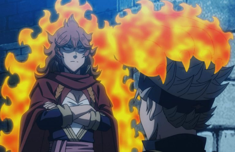 5 Karakter Terkuat dalam Anime Black Clover 1