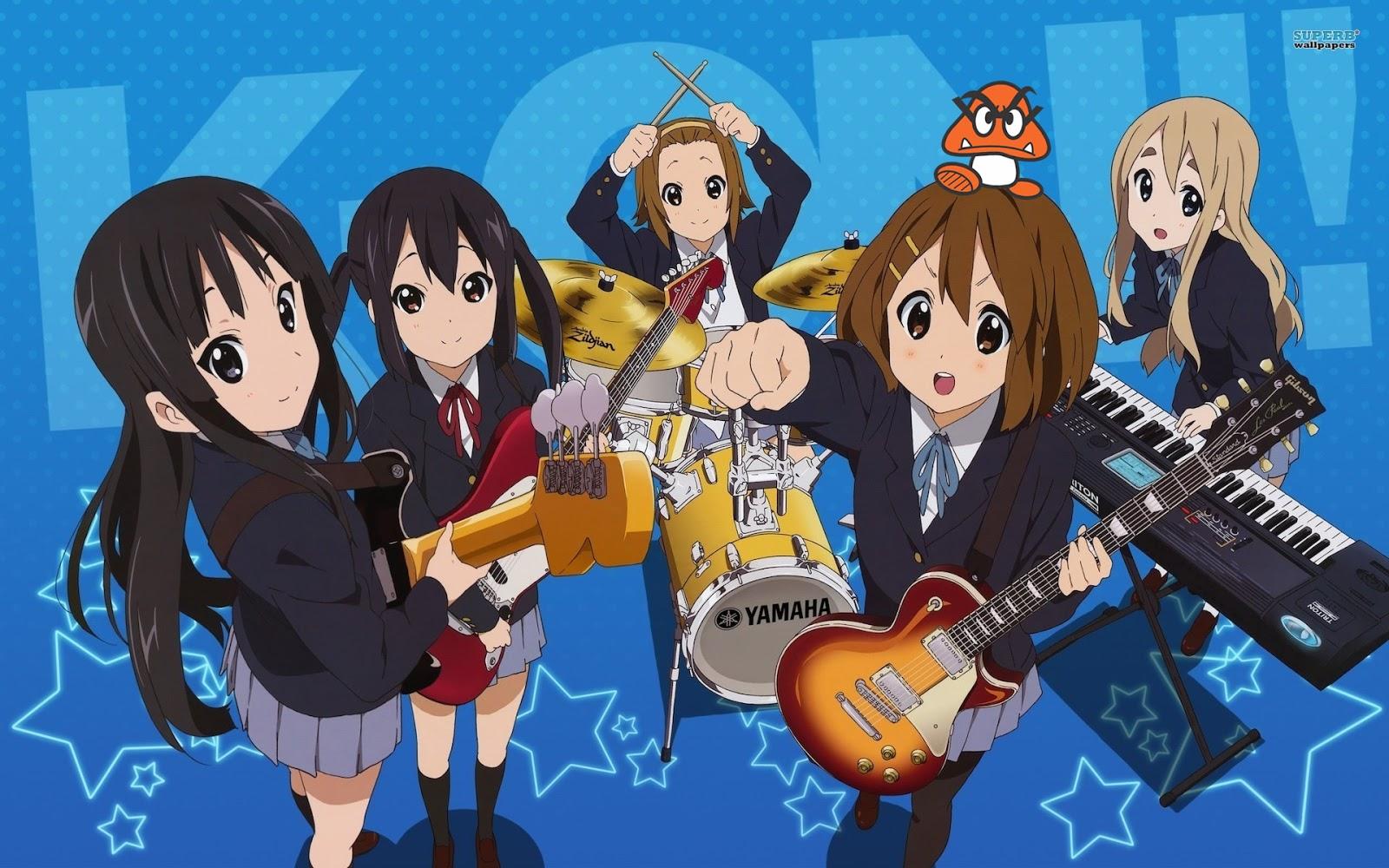 5 Anime Terkocak yang Bisa Bikin Ngakak 4