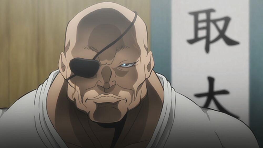5 Karakter Terkuat di Anime Baki 3