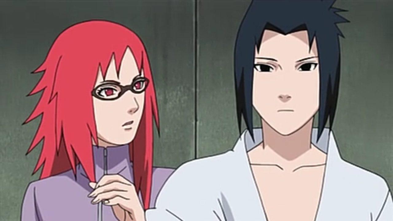 10 Karakter yang Gagal Menjadi Pasangan Shinobi 9