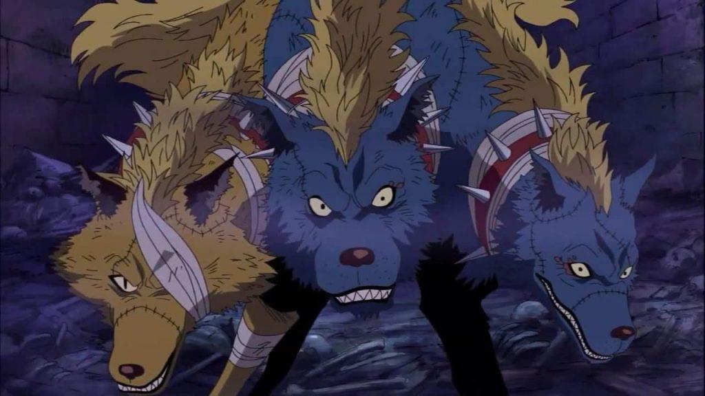 Mitologi Nyata Dalam Manga & Anime One Piece 4