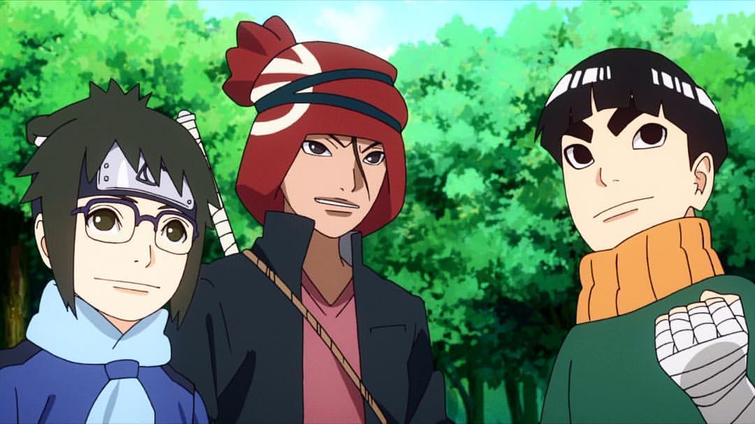 5 Tim Terkuat di Anime Boruto: Next Generations 3