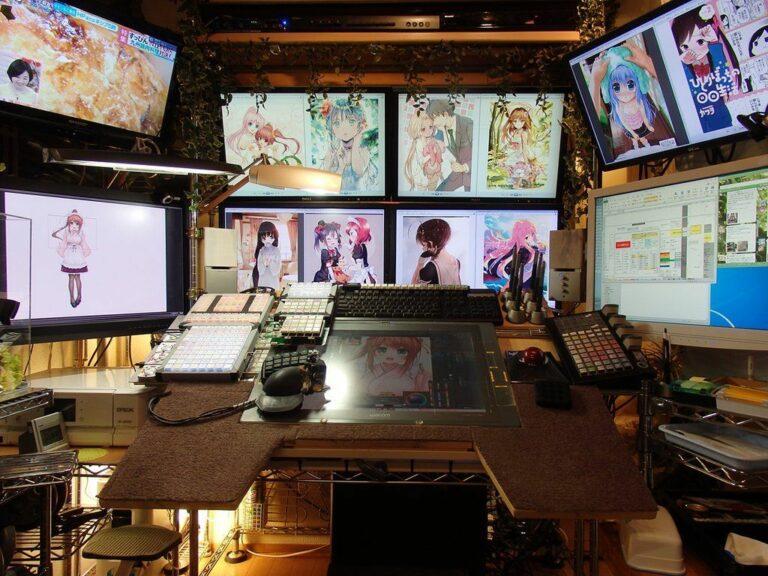 5 Fakta Kelam Dibalik Megahnya Industri Film Anime Jepang 1
