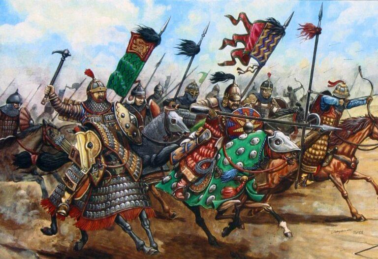 4 Faktor Di Balik Kehancuran Kekaisaran Mongol 1