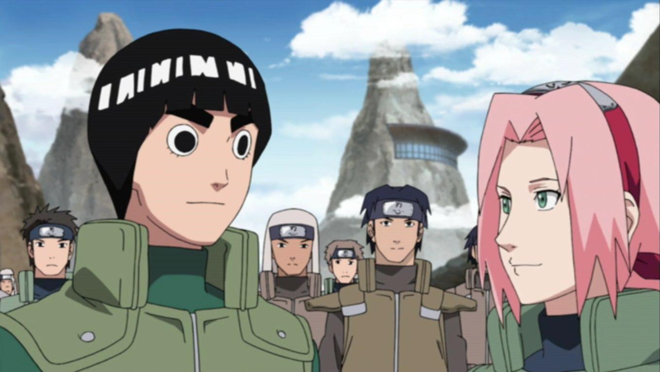 10 Karakter yang Gagal Menjadi Pasangan Shinobi 12
