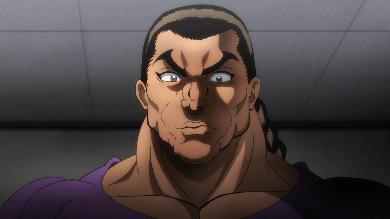 5 Karakter Terkuat di Anime Baki 4